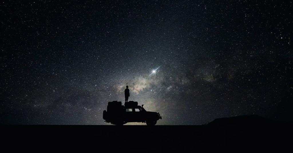 frasi sulla notte