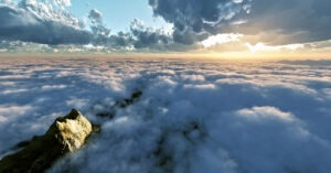 frasi sulle nuvole