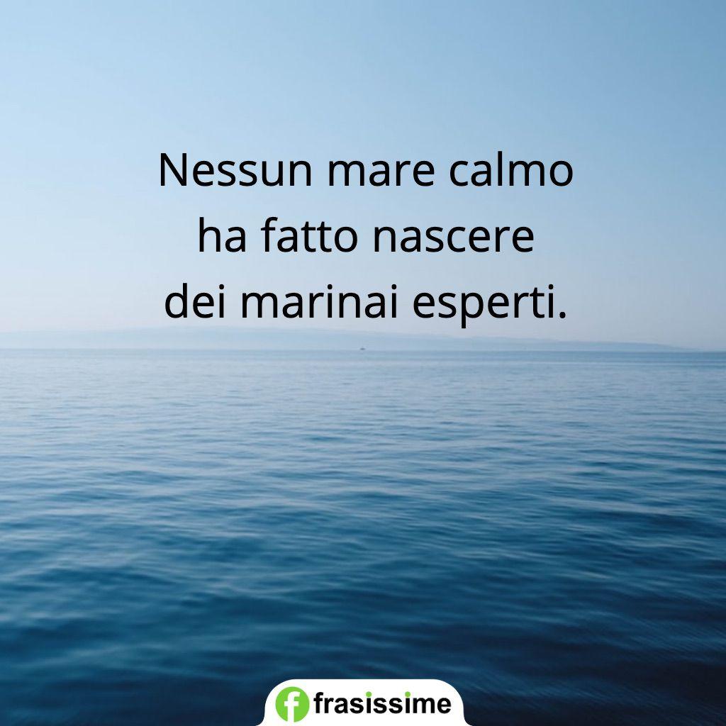 frasi sul mare nessun calmo marinai esperti