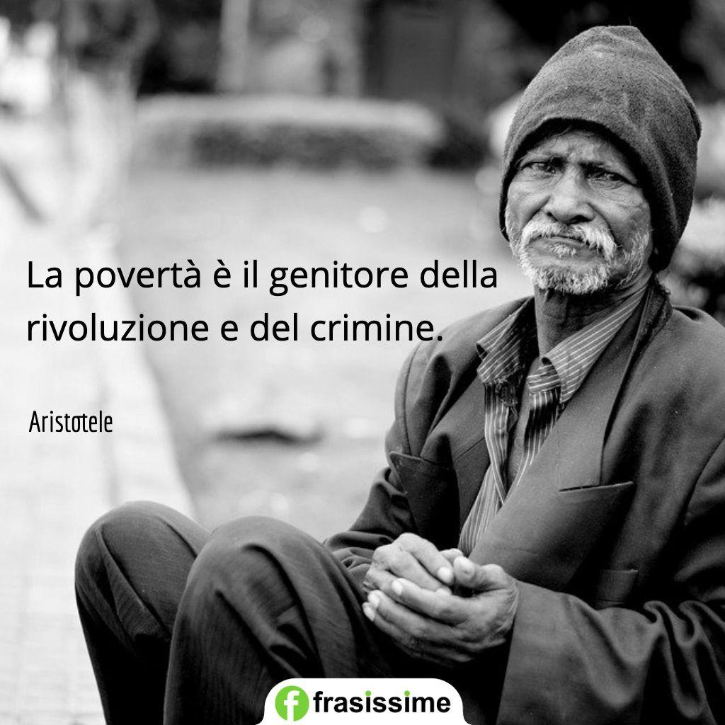 frasi sulla rivoluzione poverta genitore crimine aristotele