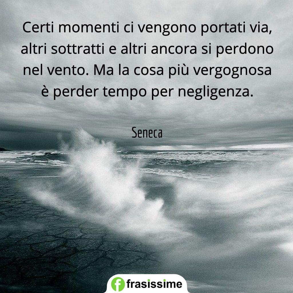 Frasi Sul Tempo E La Vita Di Seneca Le 45 Piu Belle E Profonde