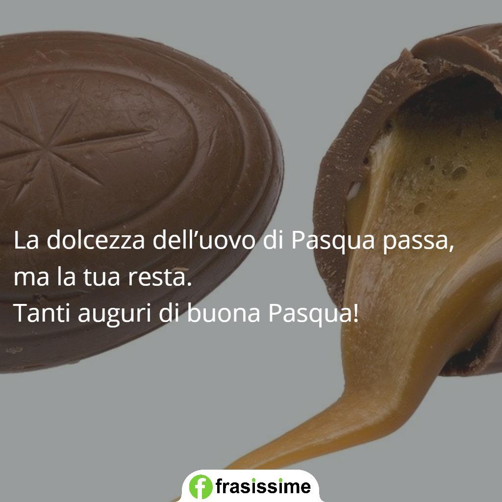 immagini frasi auguri pasqua dolcezza cioccolato