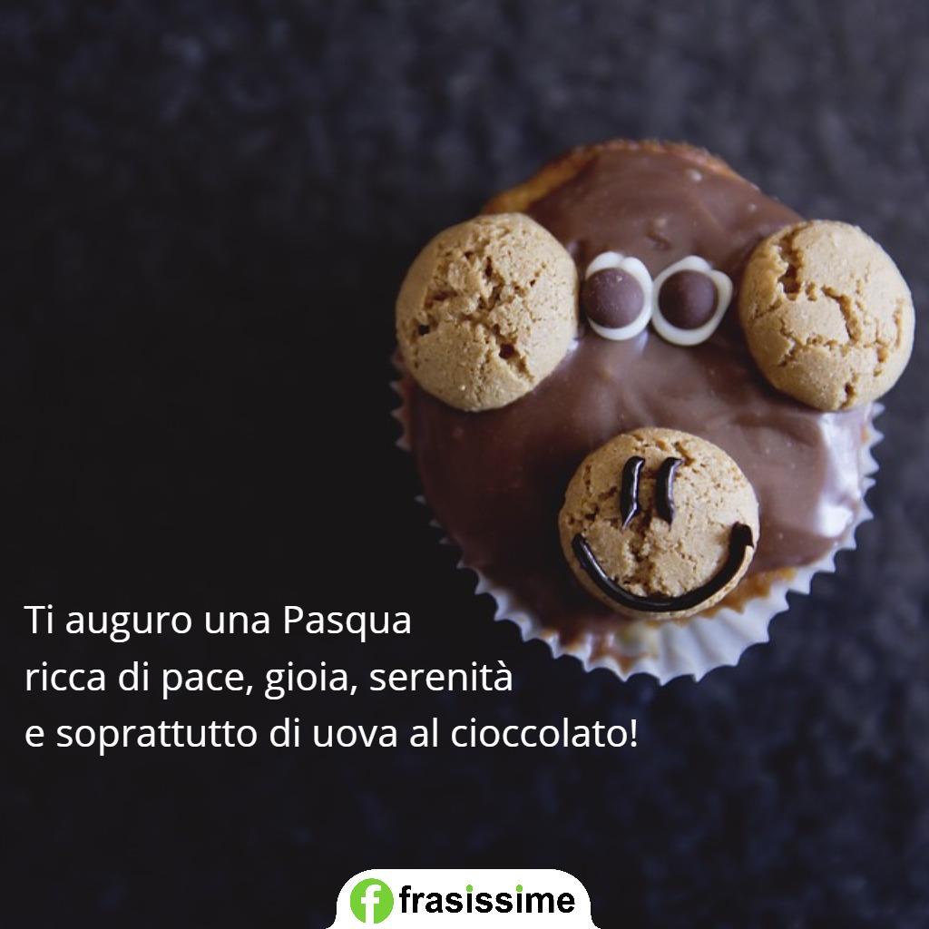 immagini frasi auguri pasqua pace uova cioccolata