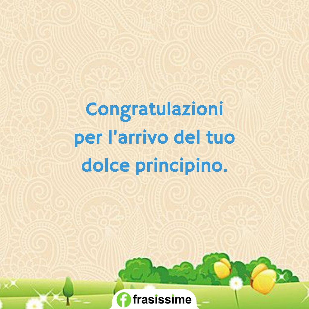 auguri nascita bimbo congratulazioni arrivo dolce principino
