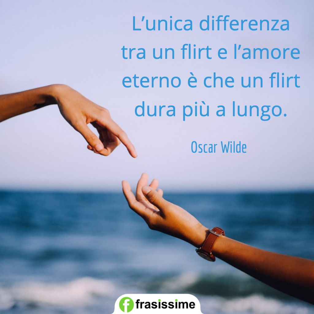 frasi tempo amore differenza flirt eterno dura lungo wilde