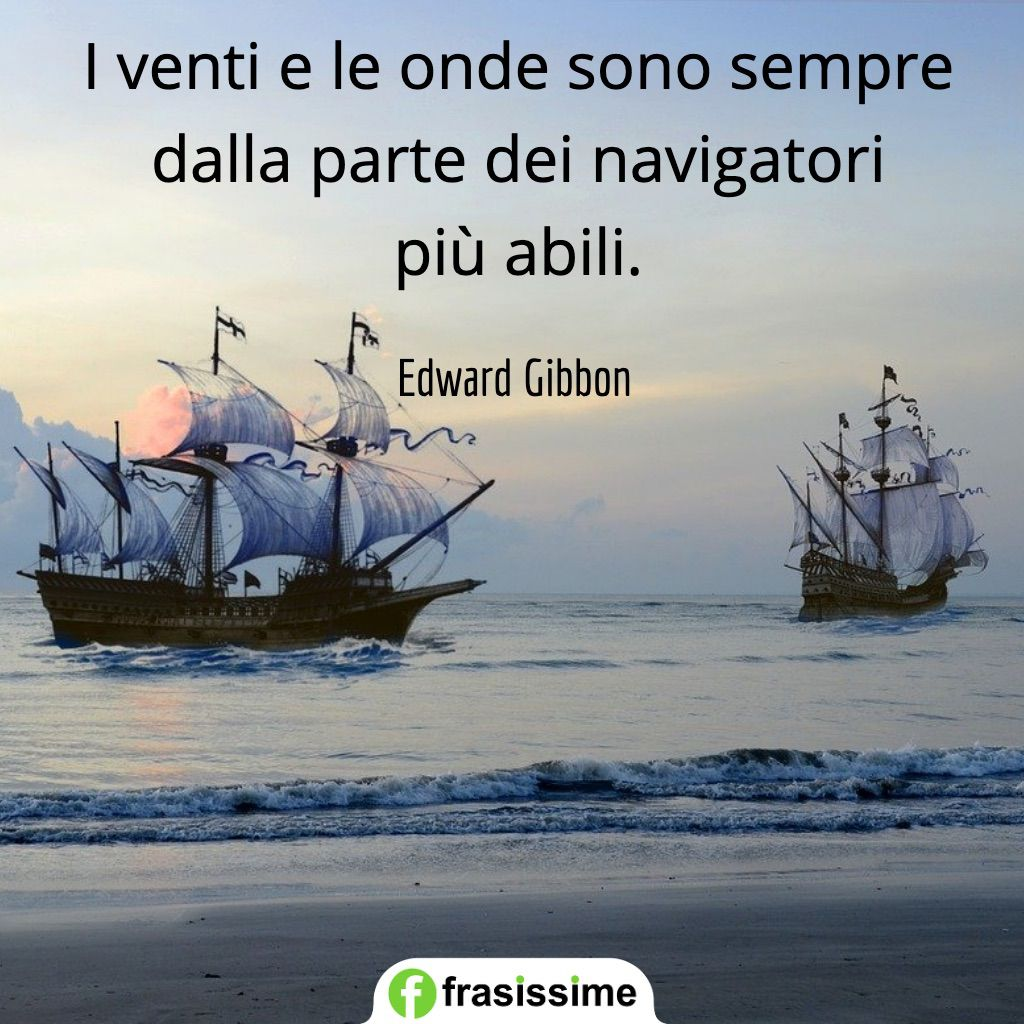 frasi parole parlare venti onde parte navigatori abili gibbon