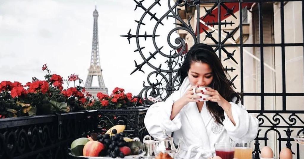 frasi del buongiorno in francese