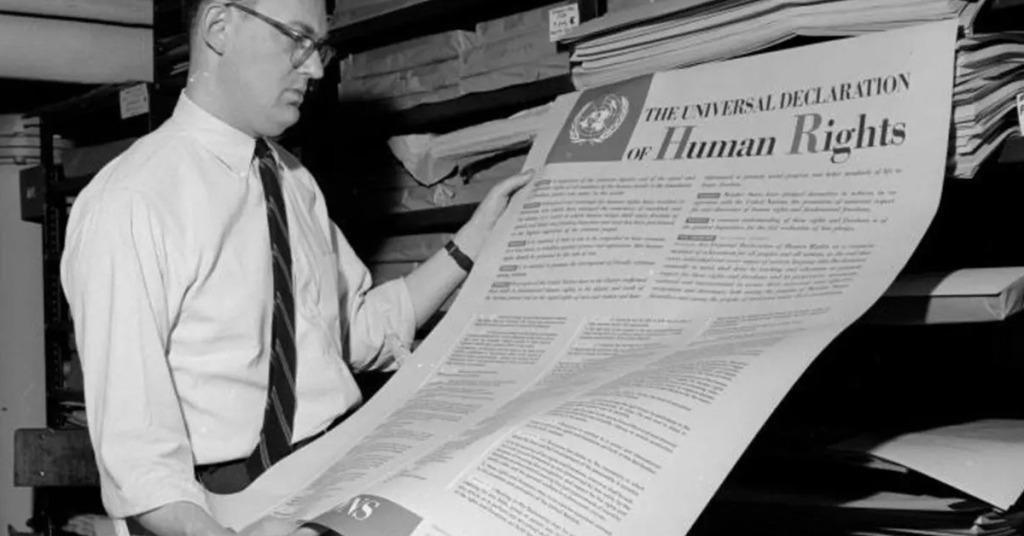 dichiarazione universale diritti uomo